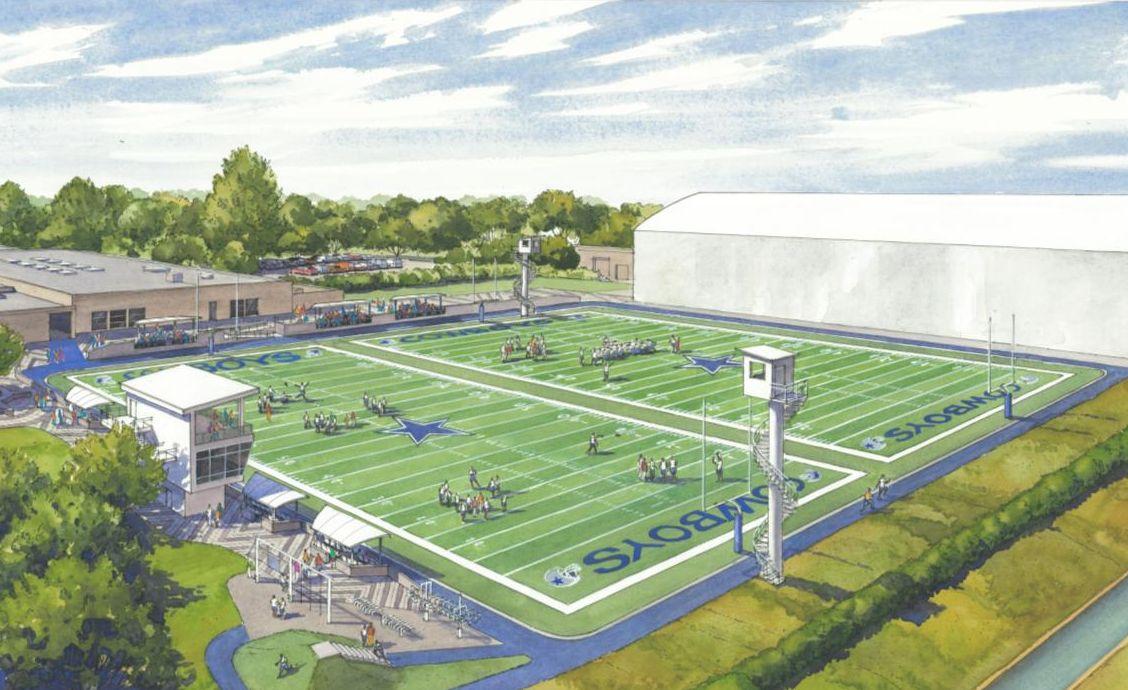 Dallas Cowboys - Sports Design Group